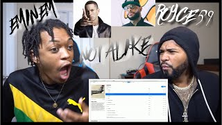 THE GOAT IS BACK ! 😱 Eminem - Not Alike (feat. Royce da 5'9'')  Kamikaze album | FVO Reaction