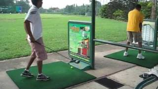 preview picture of video 'Eshan at Colombo Golf Club'