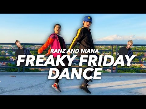 FREAKY FRIDAY - Lil Dicky Ft Chris Brown Siblings Dance | Ranz Dan Niana