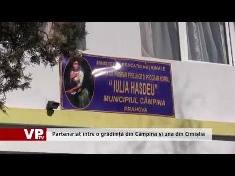 Parteneriat între o grădiniță din Câmpina și una din Cimișlia