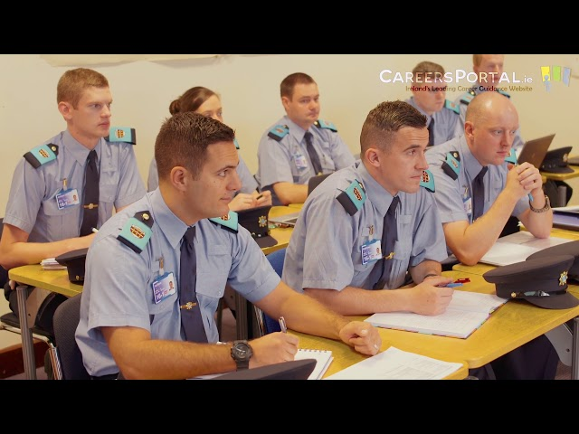 Garda Trainee - A Day in the Life