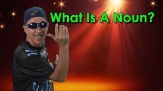 Nouns Song | What Is A Noun | Parts of Speech | Jack Hartmann