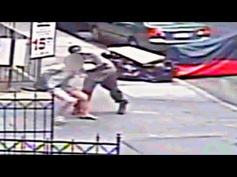 Man Shoves Bag of Feces Down Woman's Pants in Video