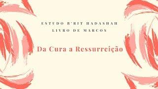 Estudo Livro de Marcos/ Da Cura a Ressurreição