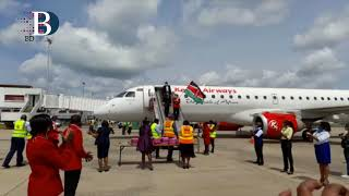 Kenya Airways has resumed domestic flights on July 15, amid strict