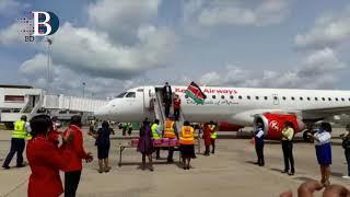 Kenya Airways has resumed domestic flights on July 15, amid strict