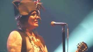 Adam Ant - Red Scab - The Roundhouse, London - 11th May 2013