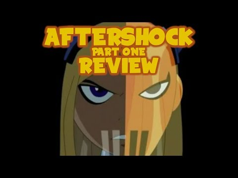 Teen Titans Review - Aftershock Part One | Titans Tuesday