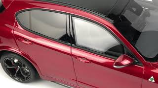 OttOmobile Alfa Romeo Stelvio Quadrifoglio