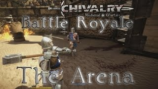 Chivalry Battle Royale: Criken Wins the Arena?