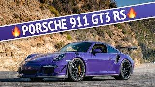 GT3 RS - Лучший PORSCHE 911?  Авто за 15.000.000 рублей! Обзор, тест драйв и впечатления! [4K]