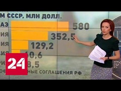 Россия вернула все долги СССР. Сколько и кому заплатила?