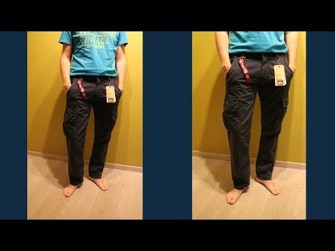 Bought me some new pants from Alpha Industries
