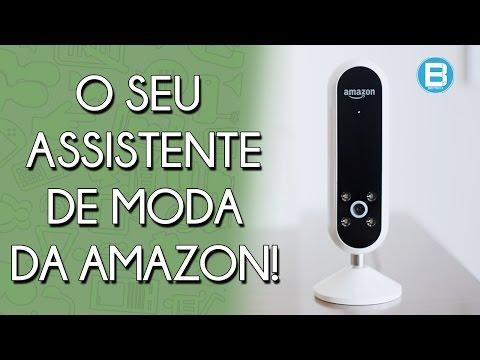 Um gadget INCRÍVEL para te manter NA MODA! Amazon Echo Look!