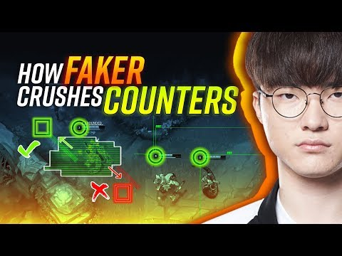 How Faker CRUSHES Counter Matchups!