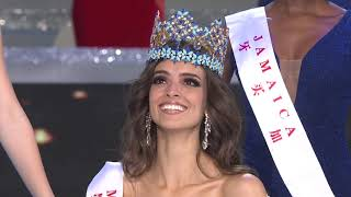 Miss World 2018 Finale Crowning Video