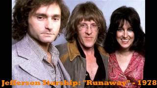 Jefferson Starship   Runaway (1978)