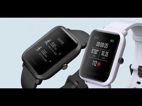 Смарт часы Xiaomi Amazfit Bip Xiaomi