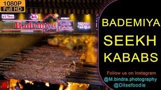 The Famous BADEMIYA Kebabs At Mumbai