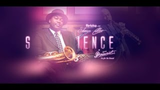 [OFICIAL] Saxofonista James Carter no SAXPERIENCE 2015