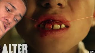 The weirdest I've ever felt about a video | Milk Teeth (Scary video reaction)