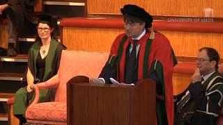 Professor of Poetry Simon Armitage reads Zoom