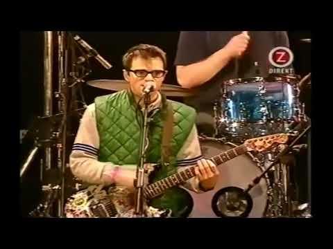 Weezer - Undone ~ The Sweater Song (Sweden 2001)