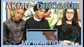 'DINOSAUR' By AKMU | MV REACTION | KPJAW