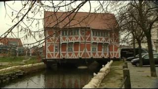 preview picture of video 'Wismar in 60 secs   UNESCO World Heritage'