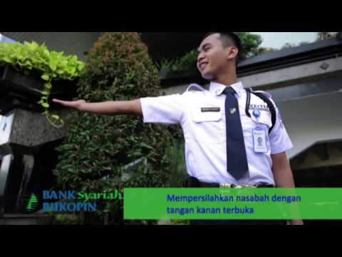 Layanan Security (S.O.P Bank Syariah Bukopin)
