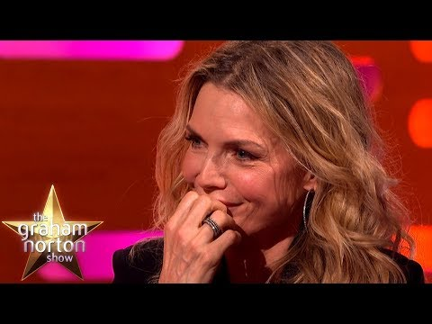 Michelle Pfeiffer je v písničce a Judi Dench zapomíná - The Graham Norton Show