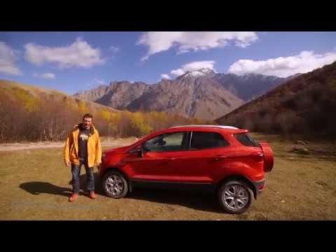 Ford  Ecosport Паркетник класса J - тест-драйв 2