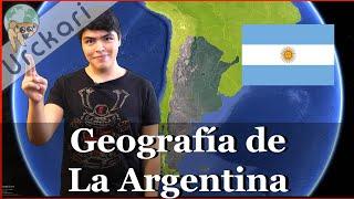 🇦🇷 Geografía de La Argentina - Urckari