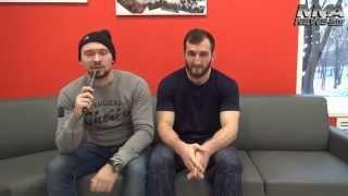 Интервью Аюба Гимбатова для MMANews.Info