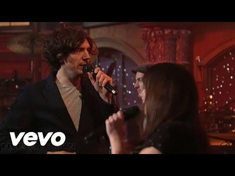 Set The Fire To The Third Bar (Live On Letterman)