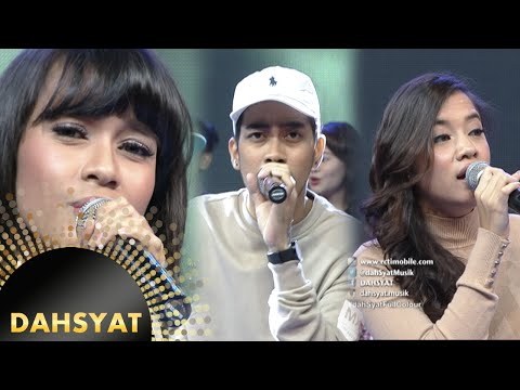 Gamaliel, Audrey, Cantika '' Cinta'' [Dahsyat] [8 April 2016] - RCTI - ENTERTAINMENT