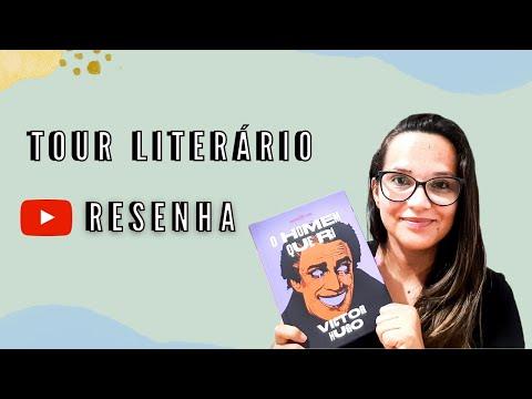 O HOMEM QUE RI,  DE VICTOR HUGO | RESENHA - TOUR LITERÁRIO 2021