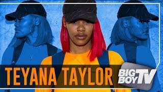 BigBoyTV - Teyana Taylor on KTSE Being Delayed, R&B Comeback, Working w/ Kanye & A Lot More