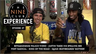 The Nine Club EXPERIENCE | Episode 27 - This Week In Skateboarding