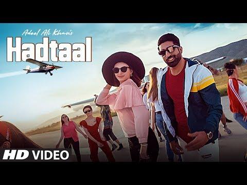 Hadtaal (Full Song) Adeel Ali Khan | Ali Mustafa