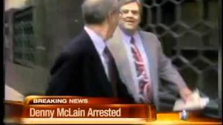 Denny McLain Arrested