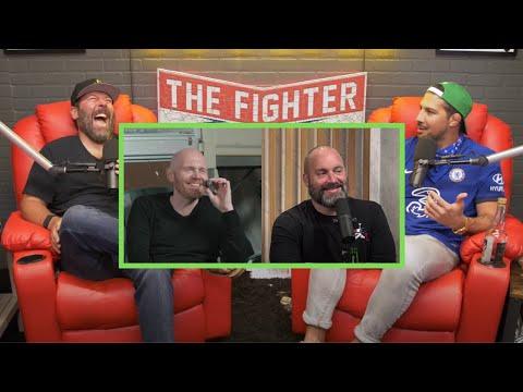 Bert Kreischer on Doing 2 Bears 1 Cave with Tom Segura and The Bill Bert Podcast with Burr