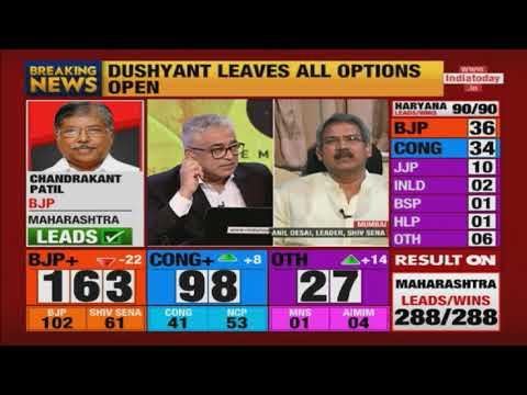 महाराष्ट्र परिणाम: कांग्रेस & # 39; जीशम सिद्दीकी ने शिवसेना के महादेश्वर को बांद्रा में हराया