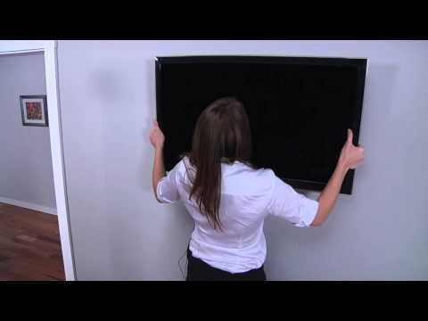 How to Mount Your Flat-Panel TV with a SANUS TV Mount