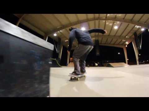 Sugar land skate park with Santino & Omar