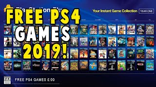 working may 2019 free ps4 games glitch - Thủ thuật máy tính