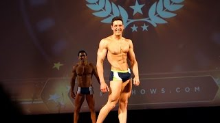 2016 WBFF Fitness Modeling Competition