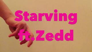 Starving ft. Zedd - Choreography by. Kana Ando