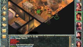 Let's Play Baldur's Gate 656 Baresh and Selaad Gan