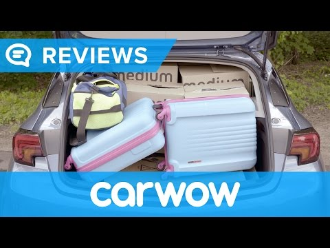 Vauxhall Astra Hatchback 2017 practicality review | Mat Watson Reviews
